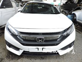Sucata Honda Civic Touring 1.5 Turbo 2017  - foto 11