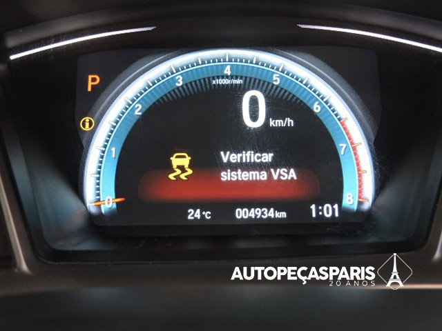 Sucata Honda Civic Touring 1.5 Turbo 2017  - foto principal 7