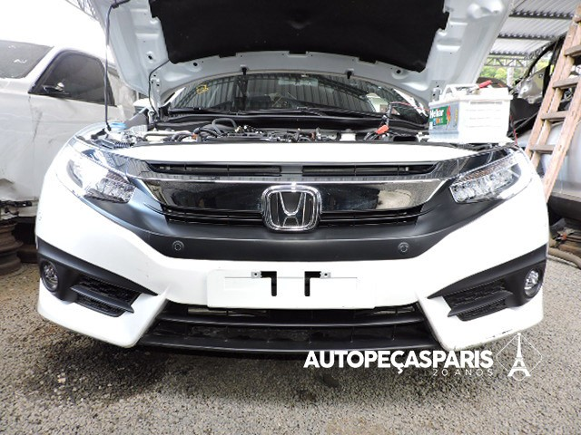 Sucata Honda Civic Touring 1.5 Turbo 2017  - foto principal 8