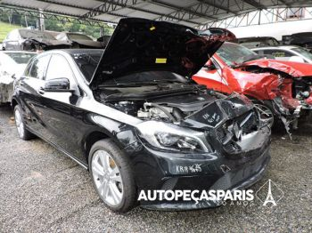 Sucata Mercedes-Benz A200 1.6 turbo 2016