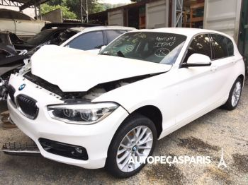 Sucata BMW 120I FLEX 2017