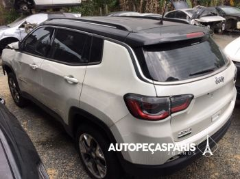 Sucata Jeep Compass Limited 4X4 Diesel 2018