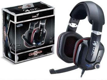 HEADSET GX GAMING GENIUS HS-G700V CAVIMANUS 7.1CH VIRTUAL GAMING USB