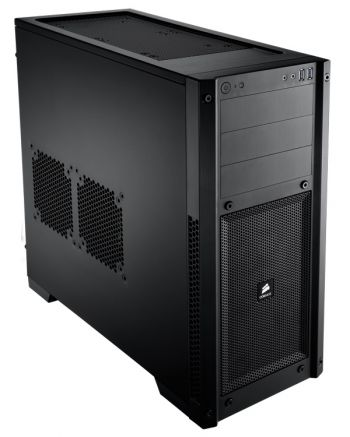 GABINETE CORSAIR CARBIDE 300R BLACK USB 3.0 CC-9011014-WW