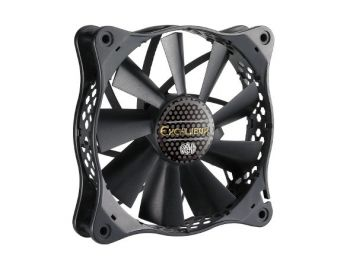 FAN COOLER MASTER R4-EXBB-20PK-R0 FAN EXCALIBUR 120MM