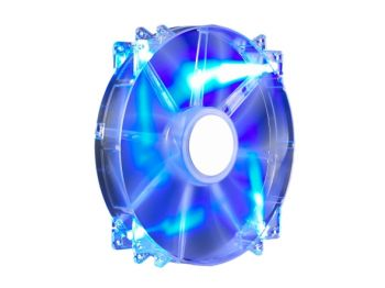 FAN COOLER MASTER R4-LUS-07AB-GP MEGAFLOW 200MM COM LED AZUL