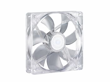 FAN COOLER MASTER R4-BCBR-12FW-R1 BC120 120MM 1200RPM COM LED BRANCO
