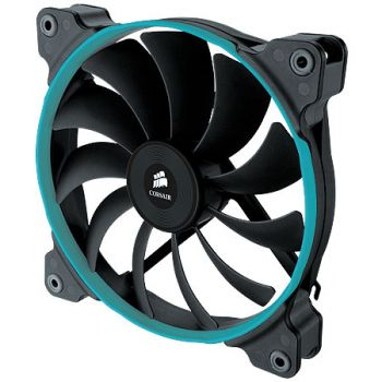 FAN CORSAIR AIR SERIES AF140 HIGH AIRFLOW QUIET EDITION - 140MM X 25MM
