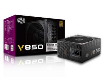 FONTE COOLER MASTER V850W 80PLUS GOLD RS850-AFBAG1