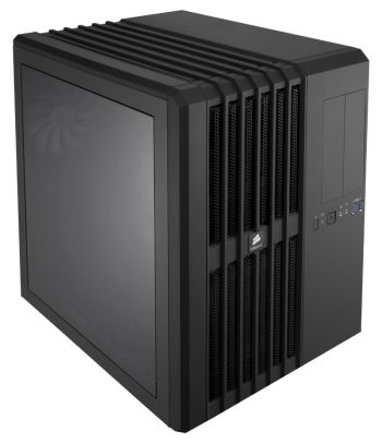 GABINETE CORSAIR CARBIDE AIR 540 BLACK MID TOWER CC-9011030-WW