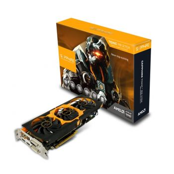 PLACA DE VIDEO SAPPHIRE R9 270X 2GB DDR5 TOXIC BOOST 256BITS PCI-E 11217-02-40G