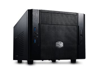 GABINETE COOLER MASTER ELITE 130 ADVANCED PRETO MINI ITX USB 3.0 RC-130-KKN1 SEM FONTE