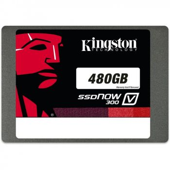 SSD KINGSTON V300 480GB 2.5'' SATA III BLISTER SV300S37A/480G