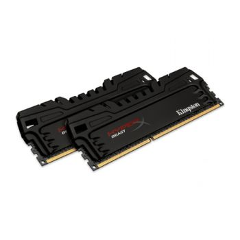 MEMORIA KINGSTON HYPER X BEAST 8GB (KIT 2 X 4GB) 1866MHZ DDR3 CL10 DIMM KHX18C10T3K2/8