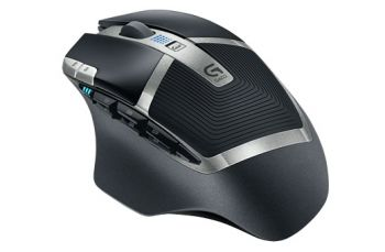 MOUSE LOGITECH G602 WIRELESS GAMING USB 2500 DPI 910-003820