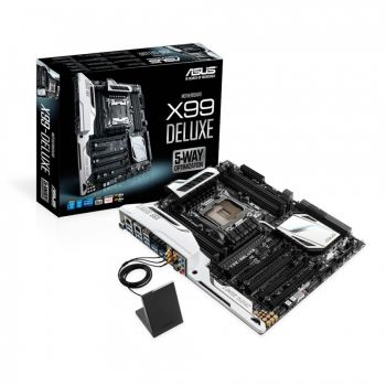 PLACA MAE ASUS X99-DELUXE  DDR4 BT WIFI  M.2 ATX X99-DELUXE LGA 2011-v3
