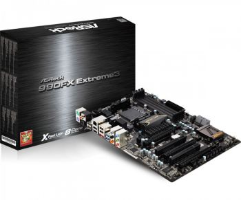 PLACA MAE ASROCK 990FX EXTREME3 DDR3 USB3.0 AM3+