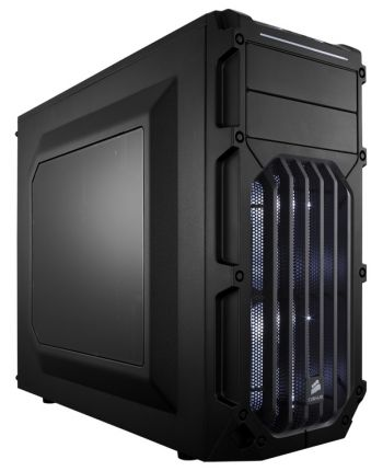 GABINETE CORSAIR CARBIDE SPEC-03 BLUE LED MID TOWER GAMING CC-9011058-WW