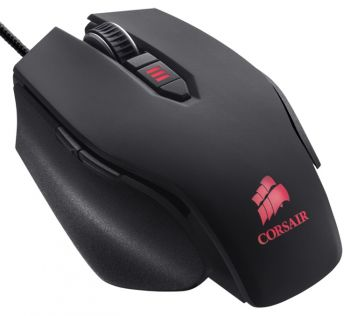 MOUSE CORSAIR RAPTOR M45 OPTICAL GAMING 7 BOTÕES 5000 DPI CH-9000052-NA