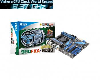 PLACA MAE MSI 990 FXA-GD80 V2 AM3+ SATA USB 3.0 ATX