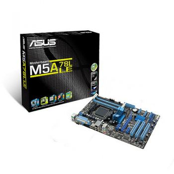 PLACA MAE ASUS M5A78L LE AMD 760G  DDR3 ATX AM3+
