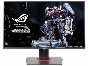 MONITOR ASUS ROG SWIFT 3D WLED 27 WQHD 2560x1440 1MS 144HZ G-SYNC PG278Q