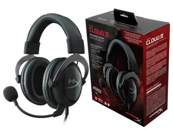 HEADSET HYPERX CLOUD II KHX-HSCP