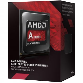 PROCESSADOR AMD A10 7700K BLACK EDITION 3.8 GHZ BOX AD770KXBJABOX FM2+