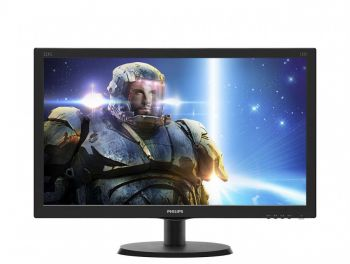MONITOR PHILIPS LED 21.5 FULL HD 1920x1080 1MS 223G5LHSB