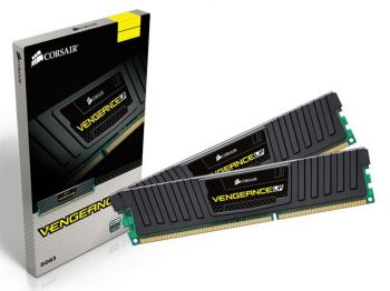 MEMORIA CORSAIR VENGEANCE LP 16GB KIT (2X8GB) 1600MHZ DDR3 CML16GX3M2A1600C10