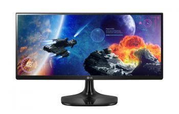 MONITOR LG 25 LED ULTRA WIDE IPS 2560x1080 60HZ 25UM57