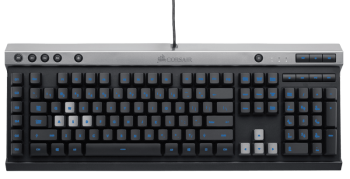 TECLADO CORSAIR GAMING RAPTOR K40 MULTI COLOR BACKLIGTHTING CH-9000223-NA