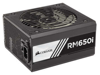 FONTE CORSAIR RM650i 650W DIGITAL MODULAR 80 PLUS GOLD ATX CORSAIR LINK CP-9020081