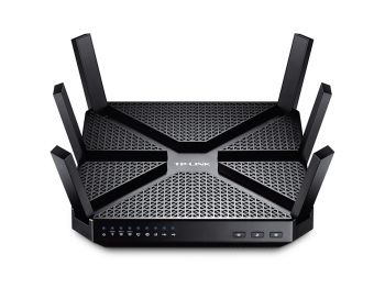 ROTEADOR TP-LINK ARCHER C3200 WIRELESS GIGABIT TRI-BAND AC3200