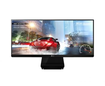 MONITOR LG 29 LED ULTRA WIDE FREESYNC IPS FULL HD 2560X1080 HDMI PRETO 29UM67