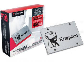 SSD KINGSTON UV400 480GB 2.5 SATA III BOX SUV400S3B7A/480G