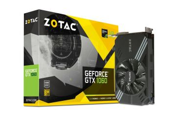 PLACA DE VIDEO ZOTAC GTX 1060 MINI 6GB GDDR5 192BIT ZT-P10600A-10L