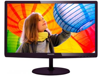 MONITOR PHILIPS LED 21.5 1920X1080 FULL HD 227E6EDSD