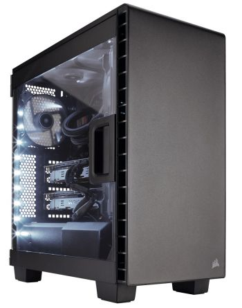 GABINETE CORSAIR CARBIDE SERIES 400C MID TOWER CC-9011081-WW