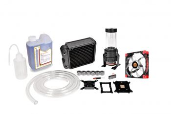 WATER COOLER THERMALTAKE PACIFIC D5 RL140 KIT 140MM CL-W072-CU00BL-A