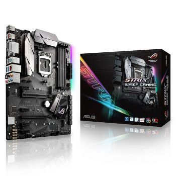 PLACA MAE ASUS STRIX B250F GAMING DDR4 M.2 USB3.1 ATX LGA 1151