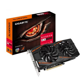 PLACA DE VÍDEO GIGABYTE RX 580 GAMING 8GB GDDR5 256BIT GV-RX580GAMING-8GD