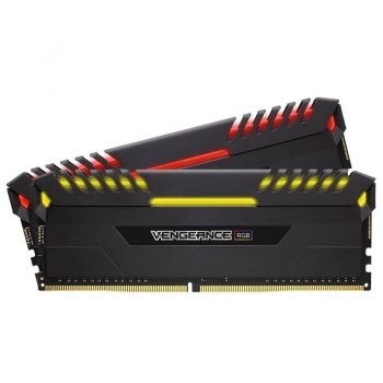 MEMORIA CORSAIR VENGEANCE RGB 16GB DDR4 KIT 2X8GB 3000MHZ CMR16GX4M2C3000C16