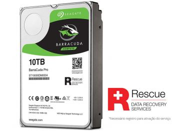 HDD SEAGATE BARRACUDA PRO 10TERA 7200RPM 256MB 6GB/S SATA ST10000DM0004