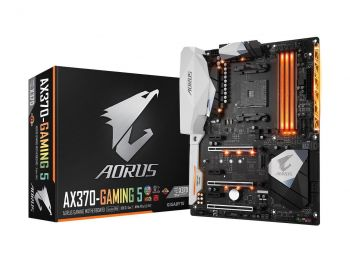 PLACA MAE GIGABYTE AORUS GA-AX370-GAMING 5 DDR4 M.2 USB3.1 ATX AM4