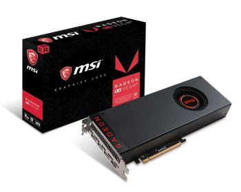 PLACA DE VIDEO MSI RX VEGA 64 8GB HBM2 2048BITS