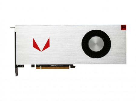 PLACA DE VIDEO XFX RX VEGA 64 8GB HBM2  - foto principal 1