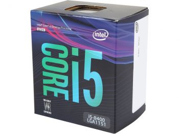 PROCESSADOR INTEL COFFEE LAKE I5-8400 HEXA CORE 4.0GHZ LGA 1151