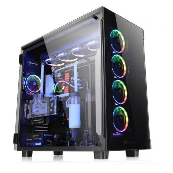 GABINETE THERMALTAKE VIEW 91 TG RGB TEMPERED GLASS CA-1I9-00F1WN-00