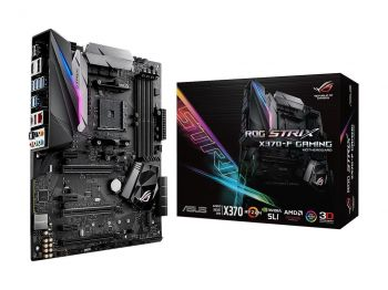 PLACA MAE ASUS ROG STRIX X370-F GAMING USB3.1 DDR4 M.2 ATX AM4